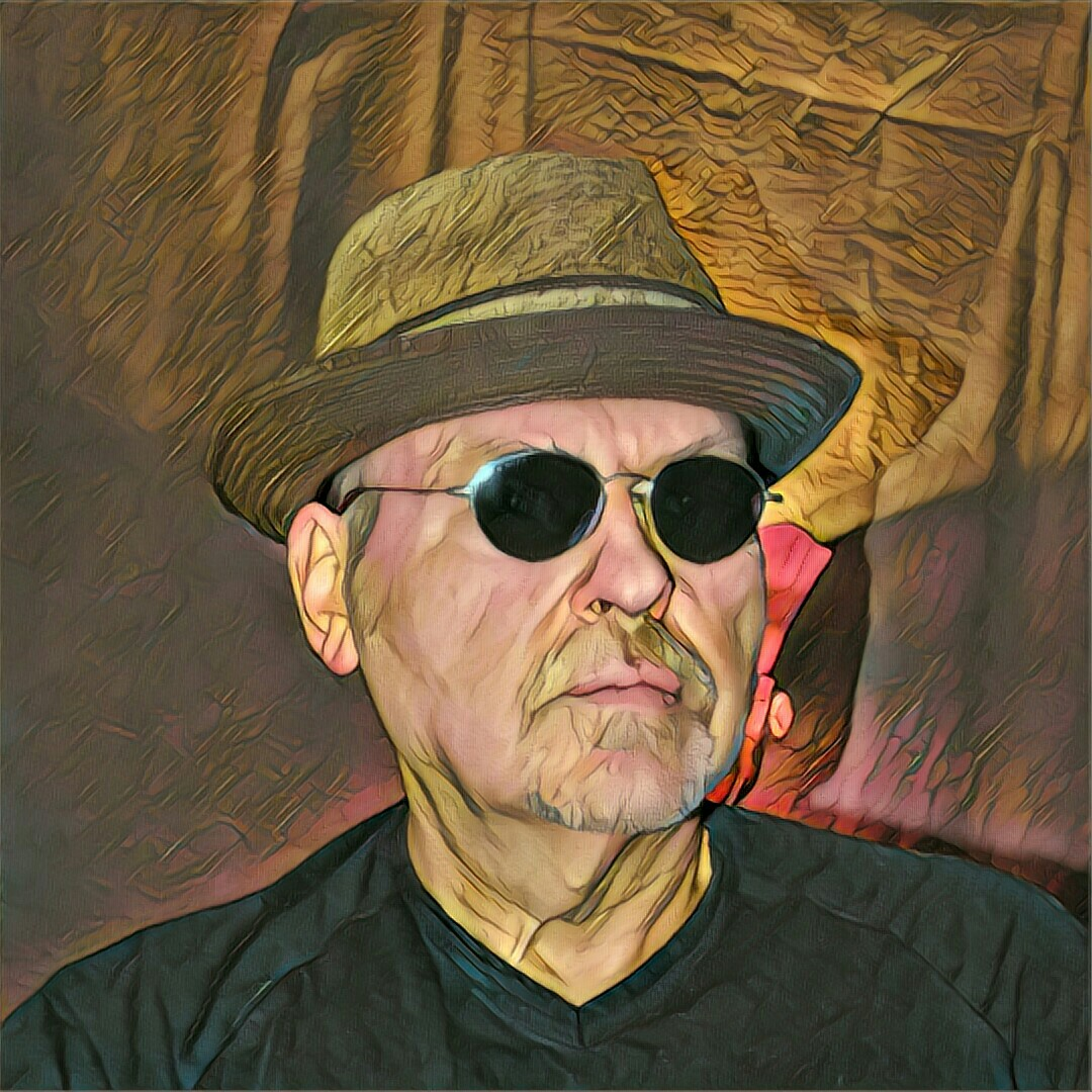 #manwithhatandsunglasses - leary´s influence