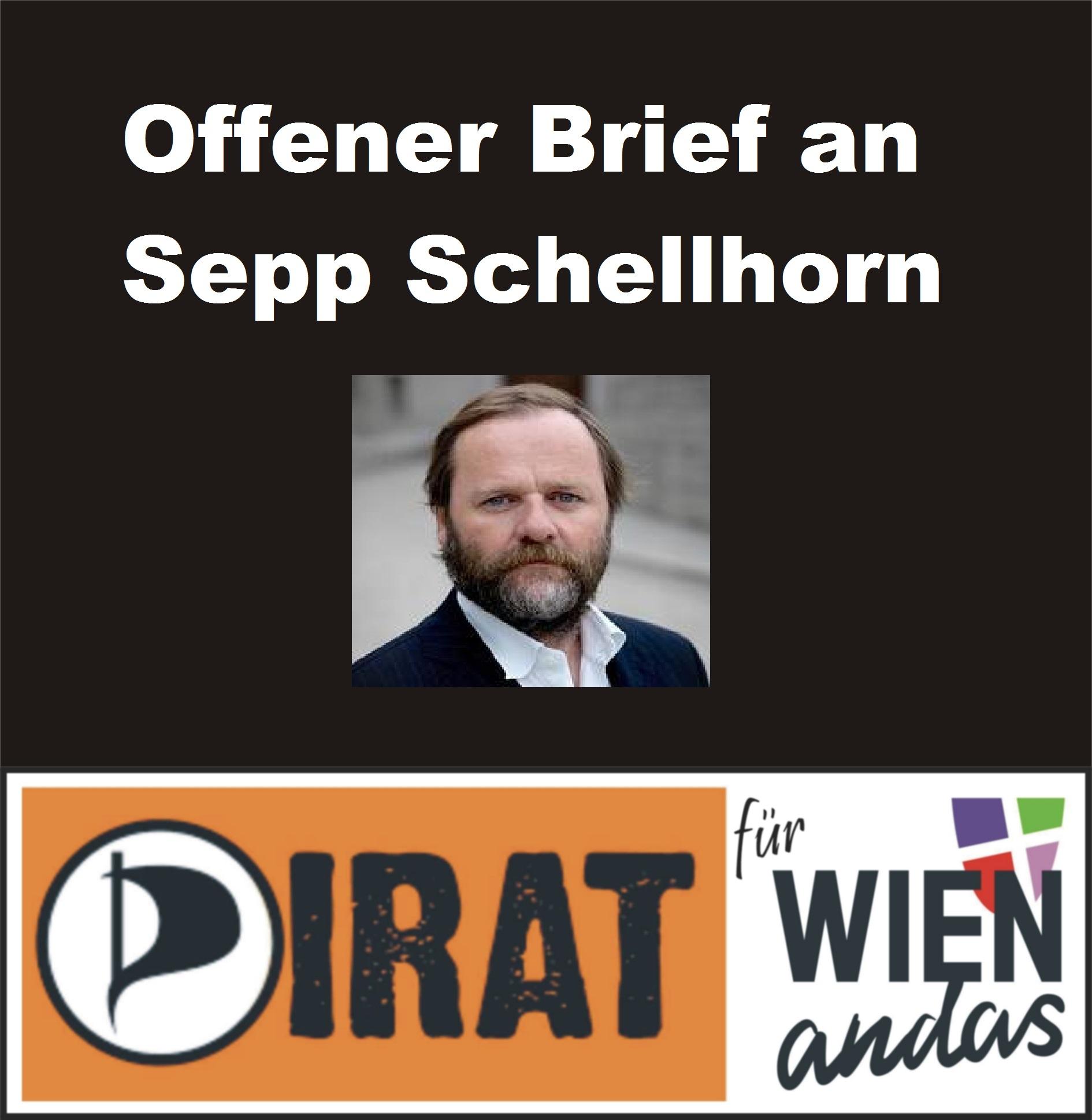 Offener Brief an Sepp Schellhorn