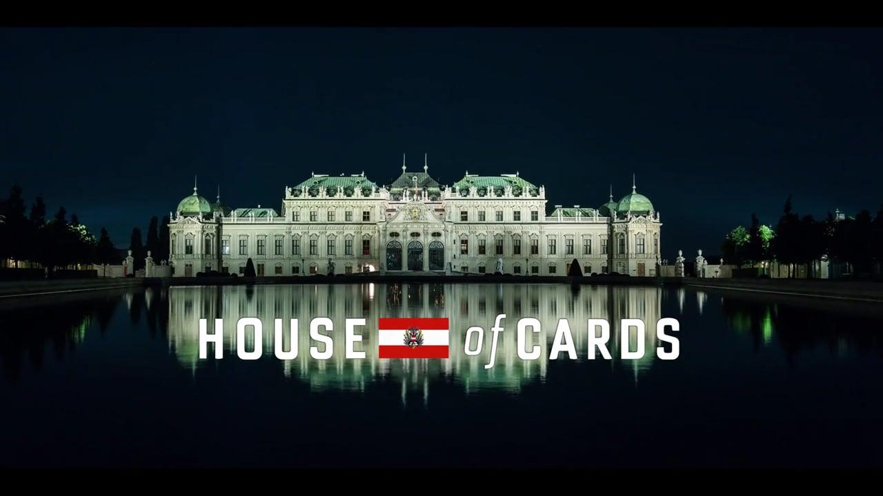 house of cards auf österreichisch - ein bissl patschert