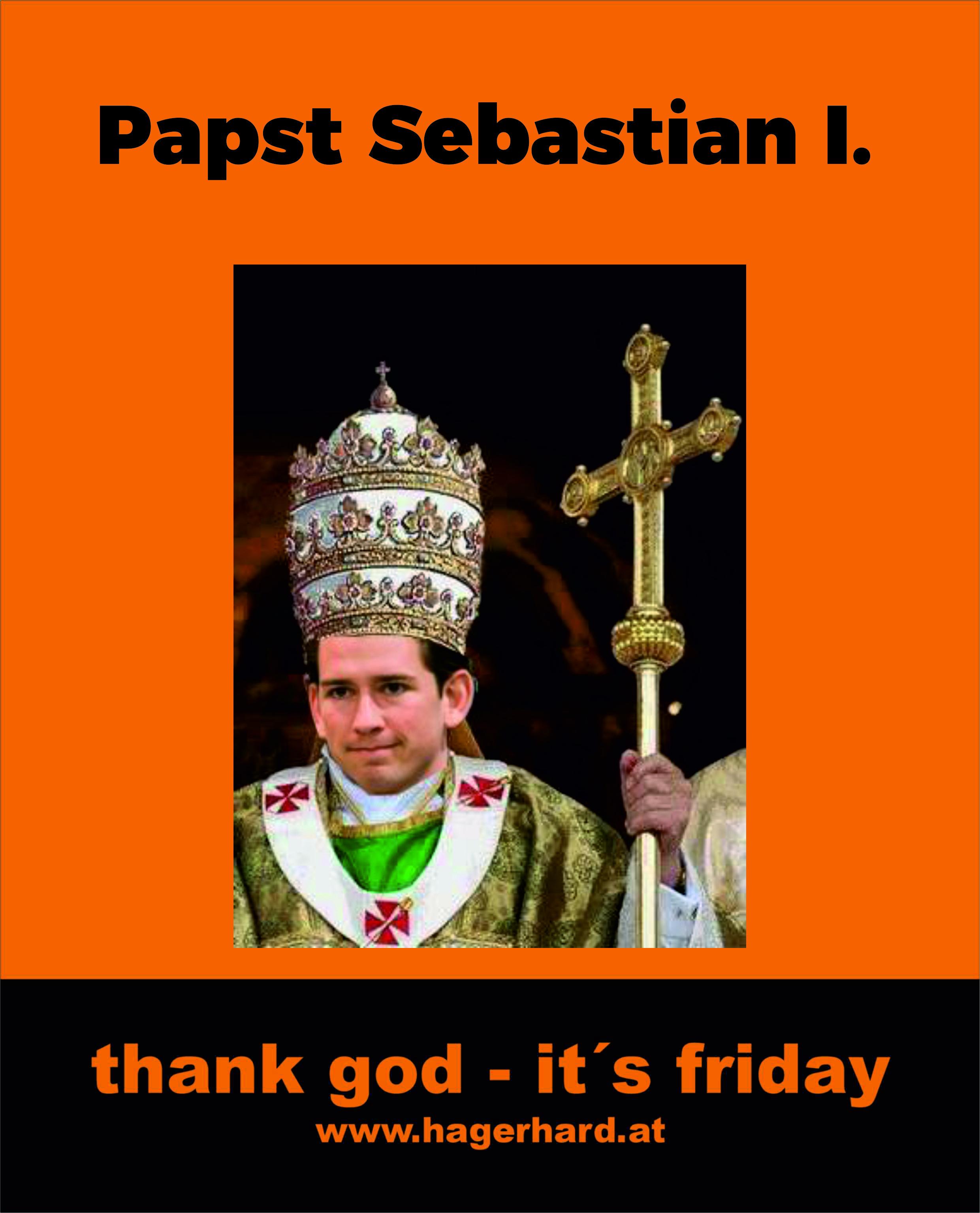 Papst Sebastian I.