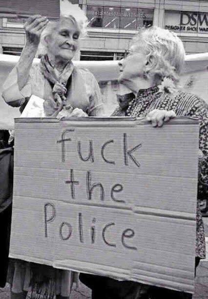 Die Polizei – dein Freund und Helfer!