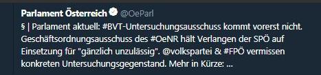 Österreichs Parlament wird aufgewertet