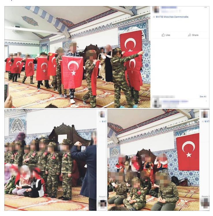 Der Islam oder doch Erdogan?