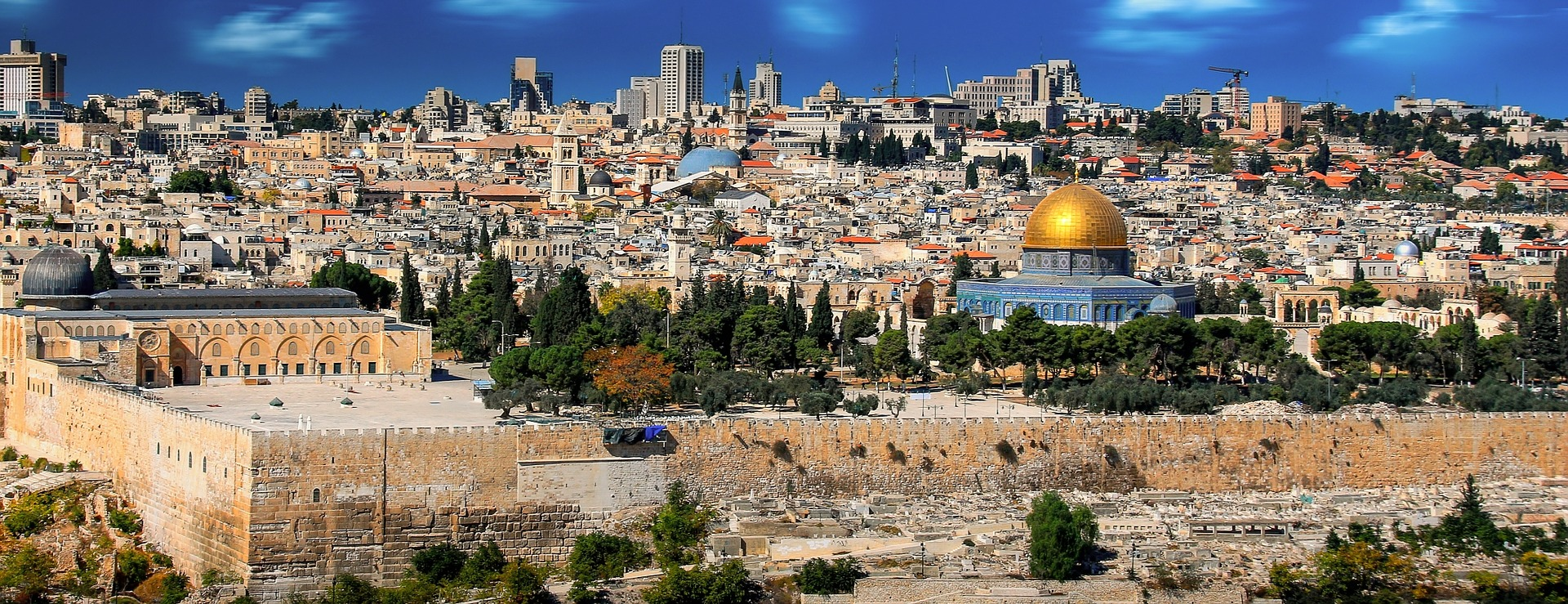 Über die Reise nach Jerusalem und den Rest der Welt.