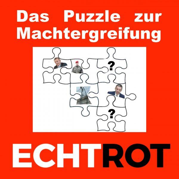 Das Puzzle zur Machtergreifung