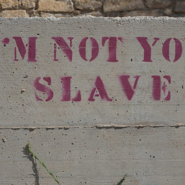 i´m not your slave