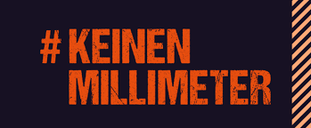 keinen millimeter