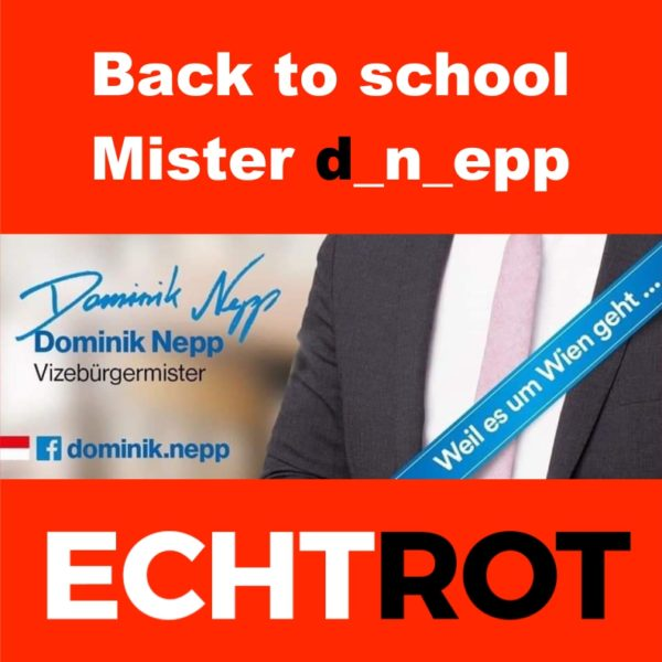 Back to school Mister d_nepp