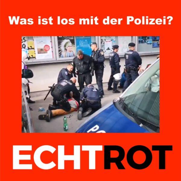 Was ist los mit der Polizei?