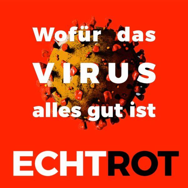 wofür der virus alles gut ist