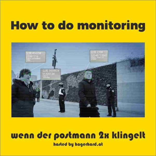 how to do monitoring