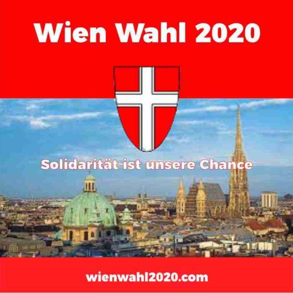 Wien Wahl 2020