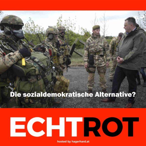 die sozialdemokratische alternative?