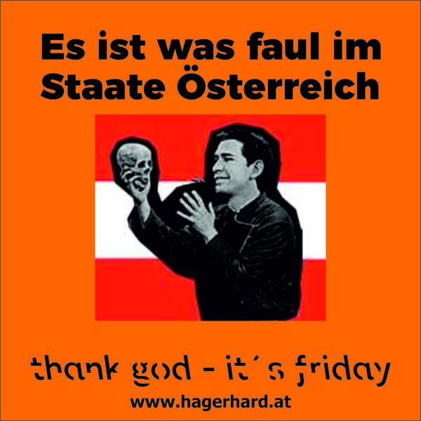 es ist was faul im staate österreich