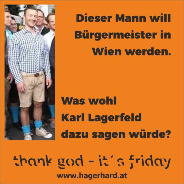 Dieser Mann will Wiener Bürgermeister werden