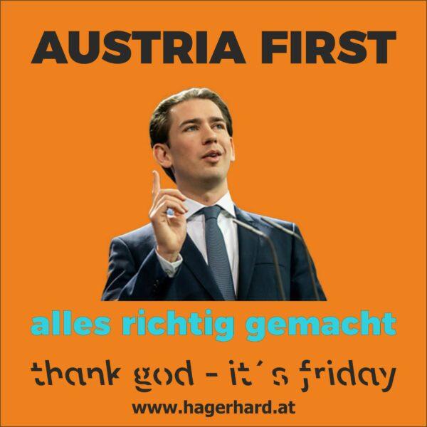 AUSTRIA FIRST