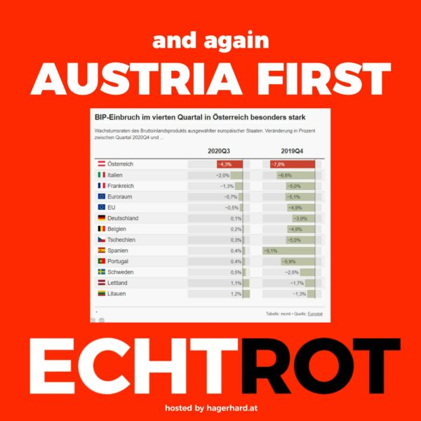 austria first again