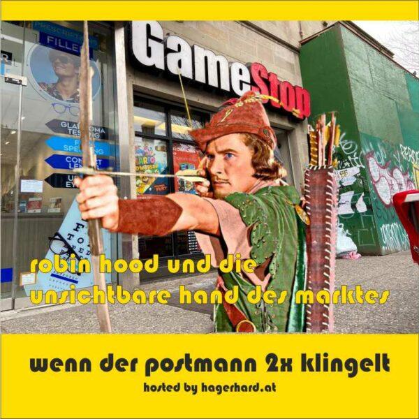 Robin Hood und die Hand des Marktes